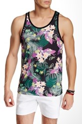 Parke And Ronen South Pacific Tank Black