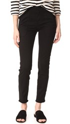 Vince Skinny Military Pants Black