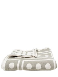 Zigzagzurich Coopdps Earth Cotton Blanket
