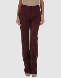Kostas Murkudis Casual Pants Deep Purple