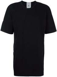 Lost And Found Rooms Over T Shirt Black