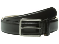 Stacy Adams 32Mm Classic Dress Leather Top Microfiber Lining Black Men's Belts