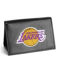 Rico Industries Los Angeles Lakers Trifold Wallet Black
