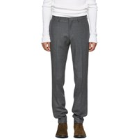Tiger Of Sweden Grey Toivo Trousers