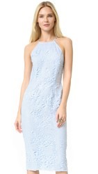 Yumi Kim Save The Date Lace Dress Baby Blue
