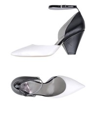 Pennyblack Footwear Courts Women White
