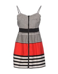 Lavand. Dresses Short Dresses Women Red