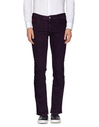 Unlimited Trousers Casual Trousers Men Deep Purple