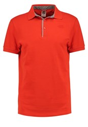 The North Face Polo Shirt Fiery Red