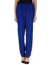 Sessun Trousers Casual Trousers Women Bright Blue