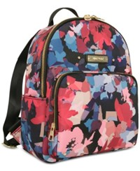 Nine West Arieana Backpack Floral Print