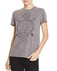 Signorelli Arrow Compass Tee Charcoal
