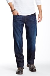7 For All Mankind Relaxed Fit Jean Blue