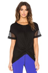 Michi Farfalla Top Black