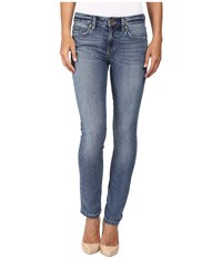 Level 99 Allie Straight Leg In Stonestown Stonestown Women's Jeans Blue