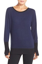 Alo Yoga Women's Alo Slouchy Long Sleeve Top