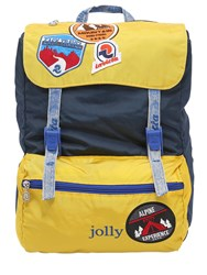 Invicta Jolly Backpack W Patches