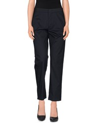 Prada Sport Trousers Casual Trousers Women Dark Blue