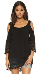 Liv Lydia Tunic Black
