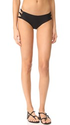 Mikoh Barcelona String Detail Bottoms Night