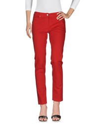 Tricot Chic Jeans Brick Red