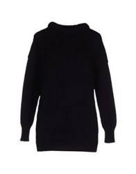 Terre Alte Turtlenecks Black