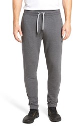 Tasc Performance Men's Legacy Sweatpants Black Heather