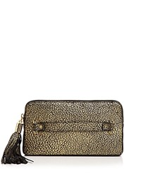 Milly Astor Metallic Clutch