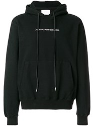 Stampd Flirting With Disaster Hoodie Black