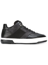 Salvatore Ferragamo 'Monroe' Sneakers Black