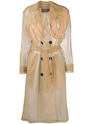 Viktor And Rolf The No Coat Trench Coat 60