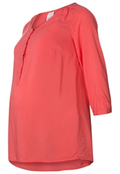 Mama Licious Karo Lia Tunic Orange