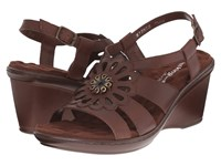 Walking Cradles Lindsey Tobacco Women's Shoes Brown