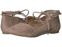Not Rated Waati Taupe Women's Shoes