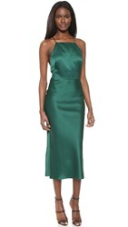 Jason Wu Sleeveless Cocktail Dress Jade