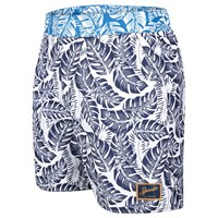 Speedo Vintage Printed 16 Watershorts Blue