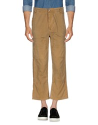 Woolrich Casual Pants Camel