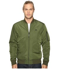 Obey Alden Jacket Army Men's Coat Green