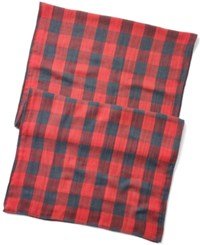 Denim And Supply Ralph Lauren Mountain Plaid Scarf Grayson Junction