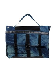 Replay Bags Handbags Men Blue
