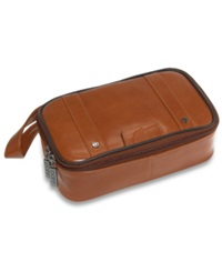 Dopp Kit The Elite Collection Veneto Top Zip Travel Kit Light Past