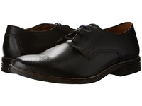 Hush Puppies Glitch Parkview Black Leather Perf Men's Shoes