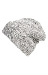 Women's Madewell Knit Cotton And Linen Beanie
