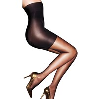 Aristoc 10 Denier Hourglass Tights Black
