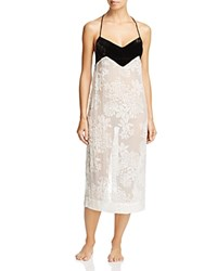 Free People Love All Day Maxi Gown Ivory