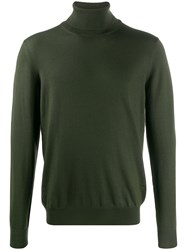 Fay Turtleneck Relaxed Fit Jumper 60