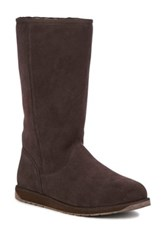 Emu Spindle Genuine Sheep Fur Boot 2014 Brown