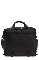 Topo Designs Men's '3 Day' Briefcase Black Ballistic Black
