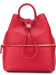 Tory Burch 'Robinson' Backpack Red