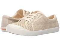Tommy Bahama Ettana Light Khaki Women's Lace Up Casual Shoes